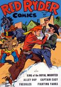 Red Ryder Comics (1940-1955 Hawley/Dell) 25