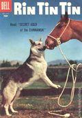 Rin Tin Tin (1954-1957 Dell) 15