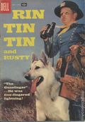 Rin Tin Tin (1954-1957 Dell) 21
