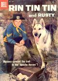 Rin Tin Tin (1954-1957 Dell) 22