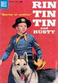 Rin Tin Tin (1954-1957 Dell) 23