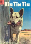 Rin Tin Tin (1954-1957 Dell) 12