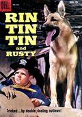 Rin Tin Tin (1954-1957 Dell) 28
