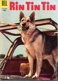 Rin Tin Tin (1954-1957 Dell) 13