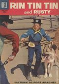 Rin Tin Tin (1954-1957 Dell) 25