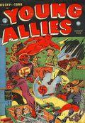 Young Allies Comics (1941) 4