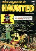 This Magazine is Haunted (1951 Fawcett/Charlton) 1