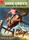 Zane Grey's Stories of the West (1955-1958 Dell) 37