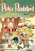 Peter Rabbit Comics (1947) 3