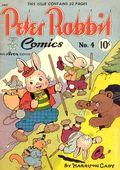 Peter Rabbit Comics (1947) 4