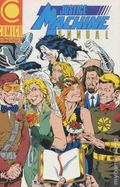 Justice Machine (1987 Comico/Innovation) Annual 1
