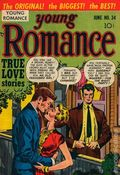 Young Romance (1947-1963 Prize) Vol. 4 #10 (34)