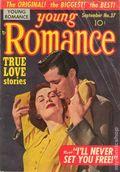 Young Romance (1947-1963 Prize) Vol. 5 #1 (37)