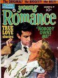 Young Romance (1947-1963 Prize) Vol. 5 #4 (40)