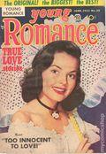 Young Romance (1947-1963 Prize) Vol. 6 #10 (58)