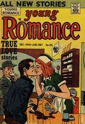Young Romance (1947-1963 Prize) Vol. 10 #1 (85)