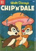 Chip N Dale (1955 Dell) 5