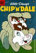 Chip N Dale (1955 Dell) 10