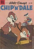 Chip N Dale (1955 Dell) 17