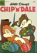 Chip N Dale (1955 Dell) 9