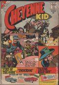 Cheyenne Kid (1958 Charlton) 25