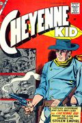 Cheyenne Kid (1958 Charlton) 8
