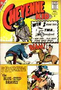Cheyenne Kid (1958 Charlton) 21
