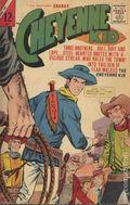 Cheyenne Kid (1958 Charlton) 50