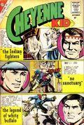 Cheyenne Kid (1958 Charlton) 24
