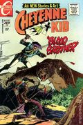 Cheyenne Kid (1958 Charlton) 85