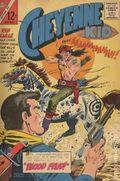 Cheyenne Kid (1958 Charlton) 53