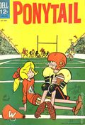 Ponytail (1963-1971 Dell/Charlton) 4