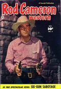 Rod Cameron Western (1950 Fawcett) 5