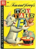 Dell Giant Tom and Jerrys Toy Fair (1958) 1B