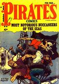 Pirates Comics (1950) 1