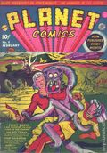 Planet Comics (1940 Fiction House) 2