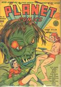 Planet Comics (1940 Fiction House) 11