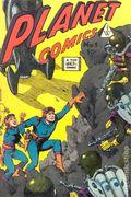 Planet Comics (1958 I.W. Reprint) 1