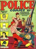 Police Comics (1941) 1