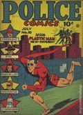 Police Comics (1941) 10
