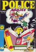 Police Comics (1941) 25