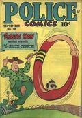 Police Comics (1941) 58