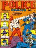 Police Comics (1941) 3