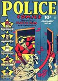 Police Comics (1941) 6