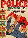 Police Comics (1941) 9