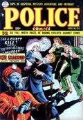 Police Comics (1941) 105