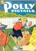 Polly Pigtails (1946-1949 Parents' Magazine) 1st Series 28