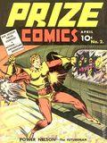 Prize Comics (1940) 2