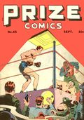Prize Comics (1940) 45