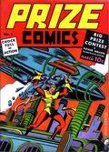 Prize Comics (1940) 1